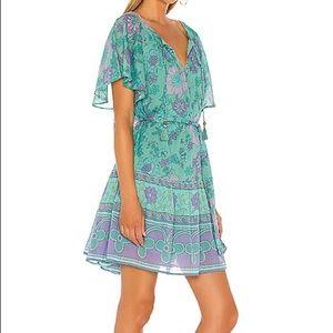 🆕 Spell Revolve x Buttercup Mini Dress in Ocean